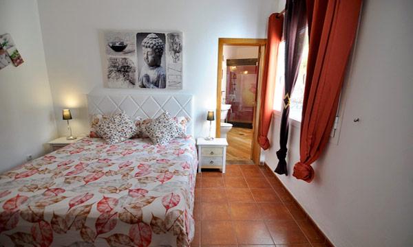 Timanfaya Casa Rural room 1