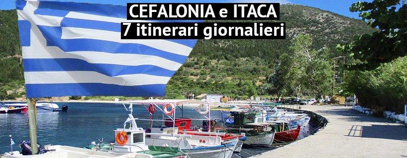 Foto di barche e bandiera graca