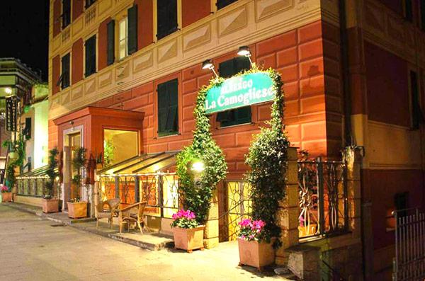 Hotel La Camogliese nel centro storico
