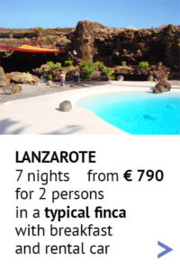 Lanzarote offer